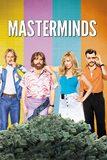 Masterminds ปล้น วาย ป่วง