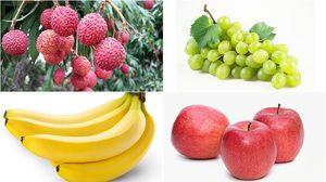 ผลไม้ที่มีปริมาณน้ำตาลสูงที่สุด กินแล้วอ้วนไม่รู้ตัว