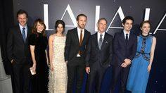 """ไรอัน กอสลิ่ง – เอมม่า สโตน เปิดตัว """"La La Land"""" ณ นครแห่งความรักและความฝัน """"ลอสแอนเจลิส"""""""