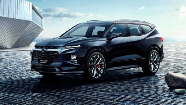 Chevrolet Blazer XL 2020