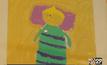 นิทรรศการภาพวาดของเด็กชาวซีเรียในจีน