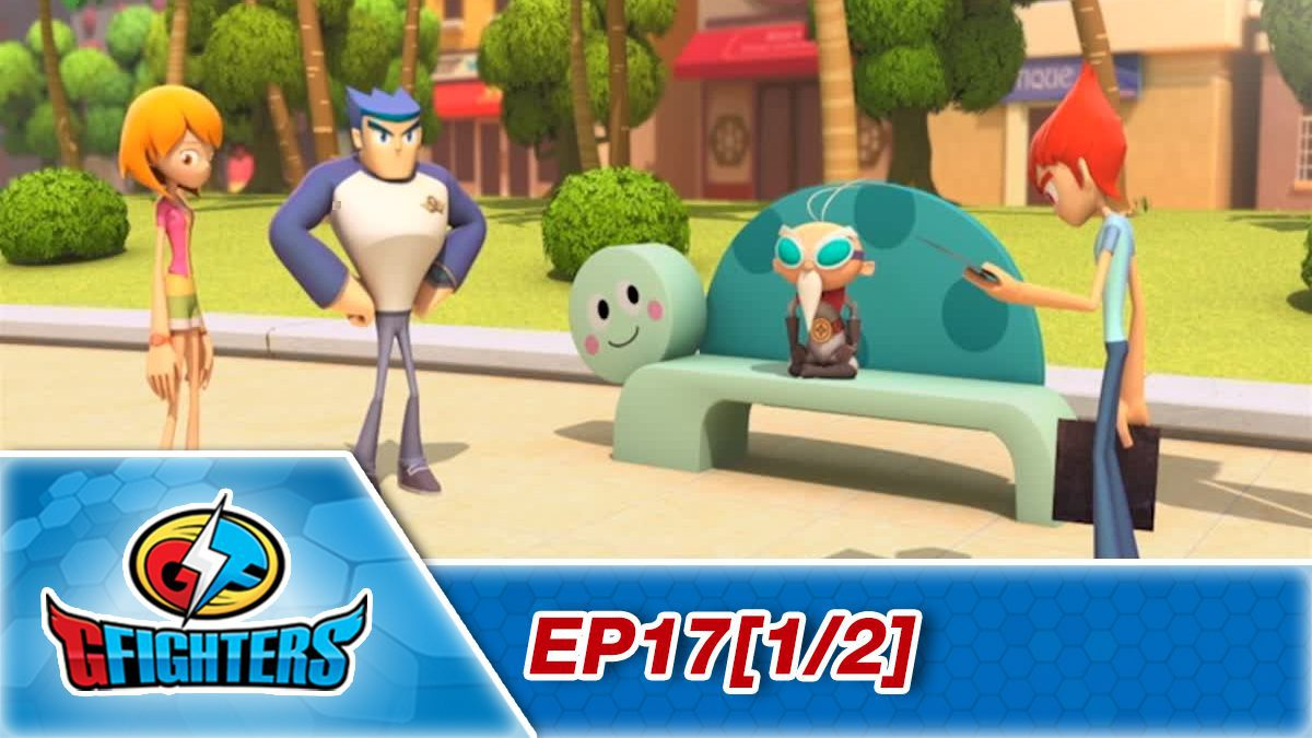 G Fighter EP 17 [1/2]