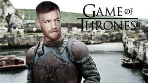แม็คเกรเกอร์ ราชา UFC เตรียมรับบทที่ขัดกับตัวเองสุดๆ ในซีรี่ส์ Game of Thrones