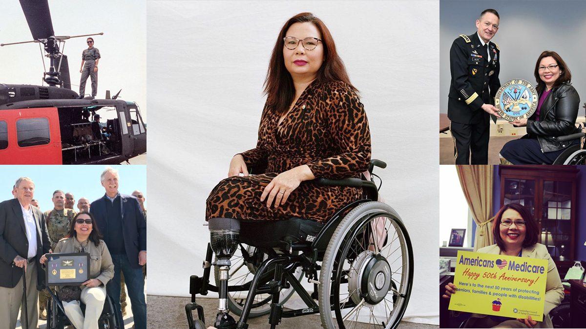 แทมมี่ ดักเวิร์ธ สตรีเชื้อสายไทยคนแรก ที่ได้เป็น ส.ว. ทำงานในรัฐสภาของสหรัฐอเมริกา