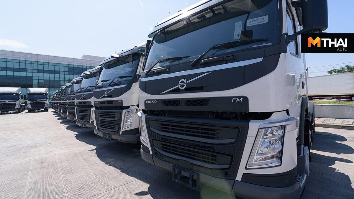ผดุงฤทธิ์ขนส่ง มุ่งเน้นงานขนส่งทันสมัย มั่นใจเลือก Volvo Trucks