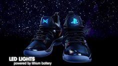 Nike ปิ้งไอเดียสุดเจ๋งออกแบบลายรองเท้าลิมิเต็ดอิดิชั่นธีม Play Station!!
