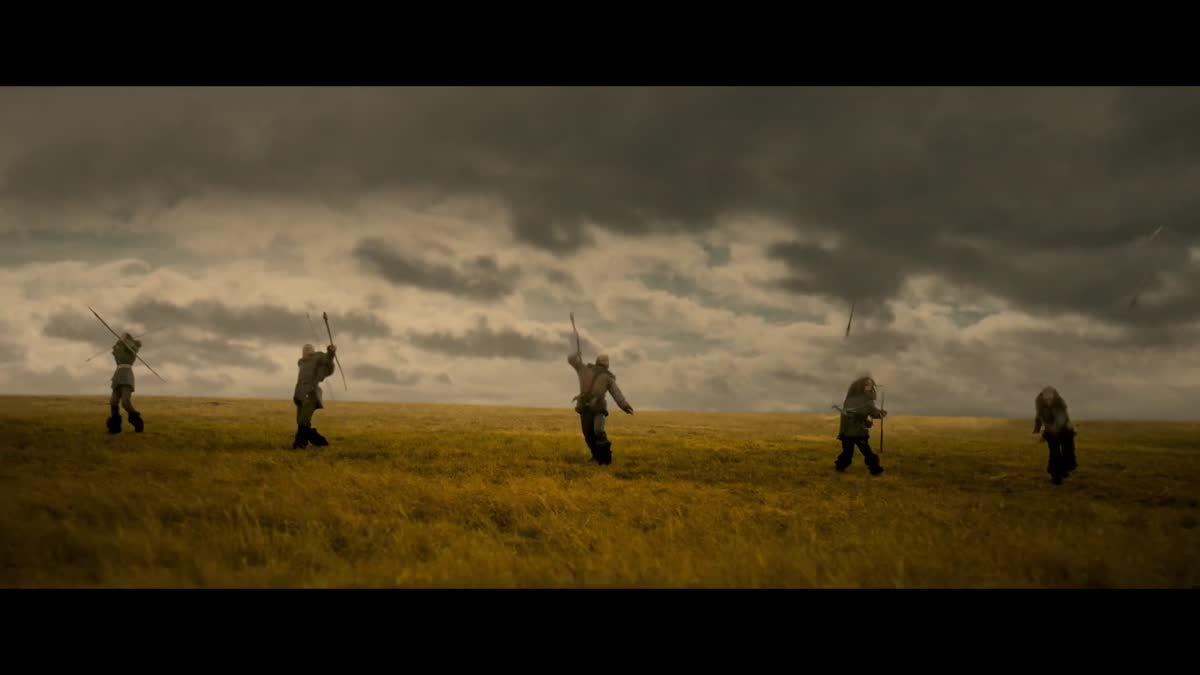ALPHA ผจญนรกแดนทมิฬ 20,000 ปี (ตัวอย่างแรก Official Trailer) ซับไทย