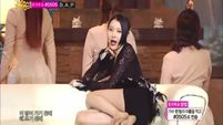 140222 Sunmi (feat. Lena) - Full Moon @ Music core