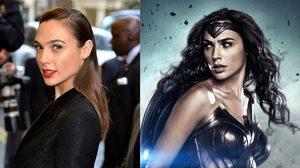 Wonder Woman เตรียมลุย! กัล กาด็อต จับดาบถือโล่ใน 4 ภาพล่าสุดจากกองถ่าย