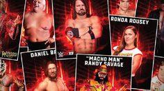 รวมค่าพลังของเหล่านักมวยปล้ำใน WWE 2K19 ก่อนเปิดให้เล่นในสัปดาห์หน้า