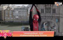 """""""มองตลาดหนังนอก 2020"""" ผ่านสายตาค่ายใหญ่ Sony Pictures"""