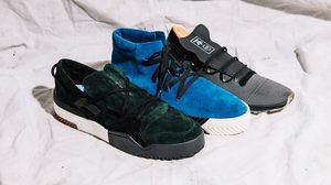 ปล่อยภาพล่าสุด adidas Originals x Alexander Wang คอลเลคชั่นสุดท้ายในซีซั่น 2