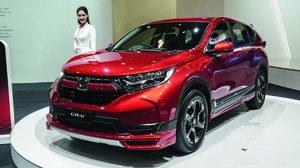 Honda เผยโฉม CR-V Mugen concept ที่งาน KLIMS 2018 ประเทศมาเลเซีย