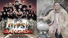 สุกี้ เรียกรวมพล! คอนเสิร์ต 'Gypsy Bangkok' 10 พ.ย. 61