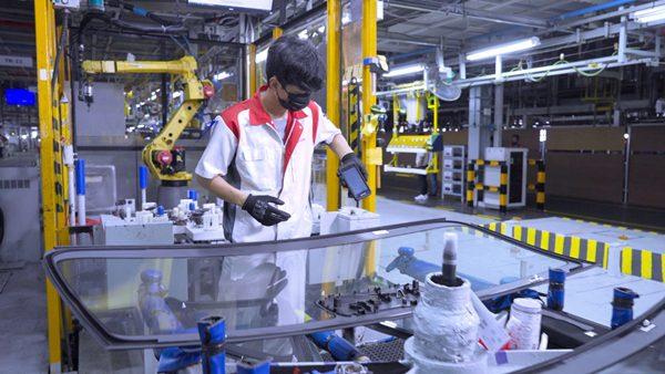 GWM Smart Factory for Smart xEV World