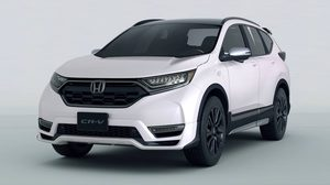 Honda เตรียมเผยโฉม Honda CR-V เวอร์ชั่น Custom Concept ที่งาน Tokyo Auto Salon 2018
