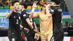 ดุส่งท้าย! โต๊ะเล็กไทยถล่มอุซเบฯ 8-1,คว้าอันดับ 3 ศึกชิงแชมป์เอเชีย U20