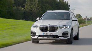 BMW เปิดตัว X5 xDrive45e M Sport ในราคาที่น่าจับต้องกว่าเดิม