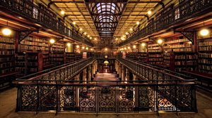 ห้องสมุดสวยๆ