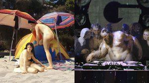 งานสุดอาร์ต ภาพศิลปะประวัติศาสตร์ในยุคปัจจุบัน คืนชีวิตให้งานศิลปะแบบฮิปส์เตอร์