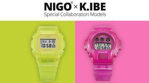 เปิดตัวนาฬิกา G-Shock 35th Anniversary Niko x K.Ibe ผลิตเพียง 35 เรือนทั่วโลก!!