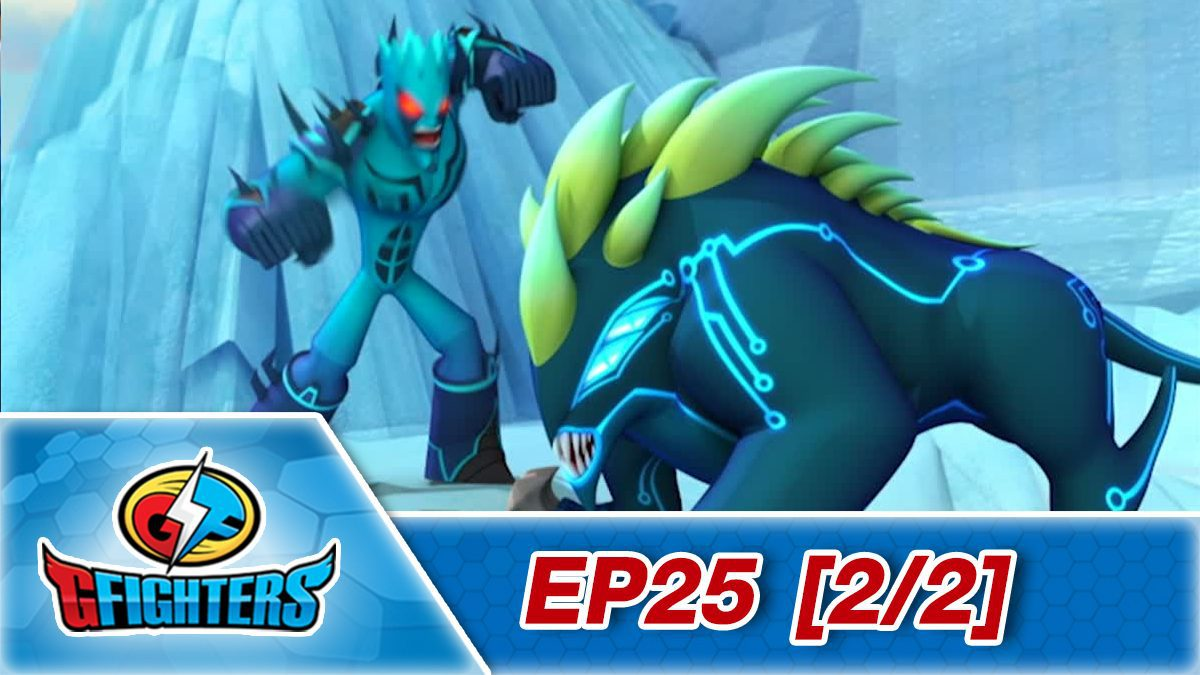 G fighter ep 25 [2/2]