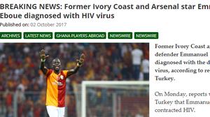 ลือหนักผลตรวจเลือดเอบูเอ้ผิดปกติยังไม่ยืนยันเป็นเชื้อHIV