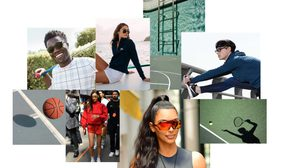 Luxottica Presents : Sporty Style Inspiration for Olympic Games Tokyo 2020