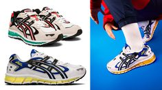 ASICS เผยโฉม GEL-KAYANO 5 360 ส่วนผสมที่ลงตัวของสตรีทสไตล์และสปอร์ตเทคโนโลยี