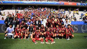 ยังไม่หมดหวัง! โค้ชหนึ่ง 'เกมสุดท้ายกับชิลี เราต้องทำได้ดีกว่านี้' ศึก ฟุตบอลโลกหญิง 2019