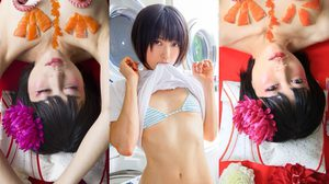10 10 10 ไปเลย สาวญี่ปุ่น คอสเพลย์เซ็กซี่ซูชิ เห็นแล้วอยากกินปลาดิบเลย
