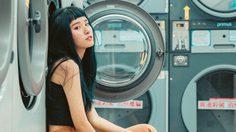 เทคนิคการซักผ้า