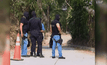 ตำรวจปะทะกลุ่มติดอาวุธในเอลซัลวาดอร์