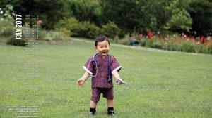 ภูฏานเผยแพร่ภาพ พระโอรสพระองค์น้อย ทรงเจริญวัย