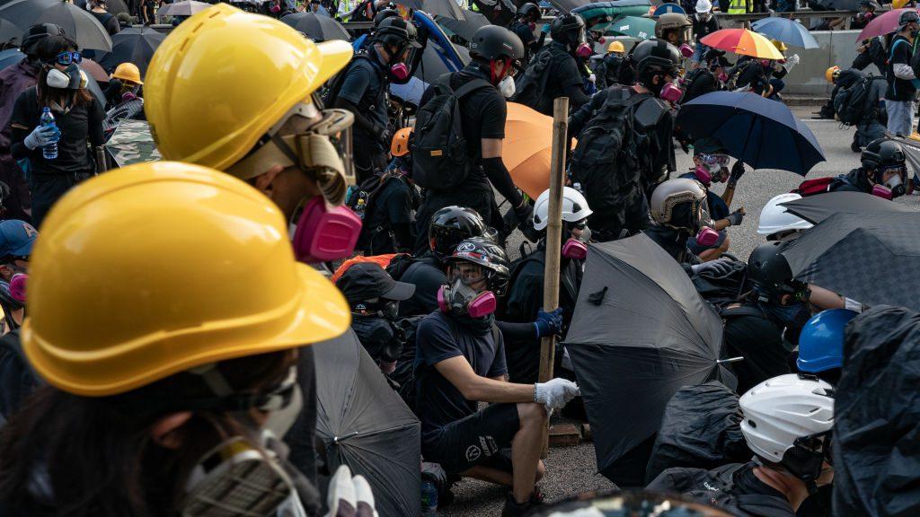 ฮ่องกงมีชุมนุมใหญ่วันนี้ กงสุลฯ แนะคนไทยเลี่ยงพื้นที่เสี่ยง