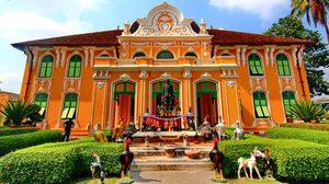 เยือนถิ่นประวัติศาสตร์ทวารวดี ที่ ปราจีนบุรี