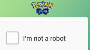 ลาก่อนนักโกง!! Pokemon Go เตรียมใช้ระบบ Captcha ป้องกัน Bot ในเกม