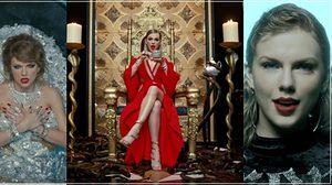 ปังๆๆ! Taylor Swift กลับมาอย่างนางพญา ส่ง Look What You Made Me Do คว้าแชมป์ออนไลน์