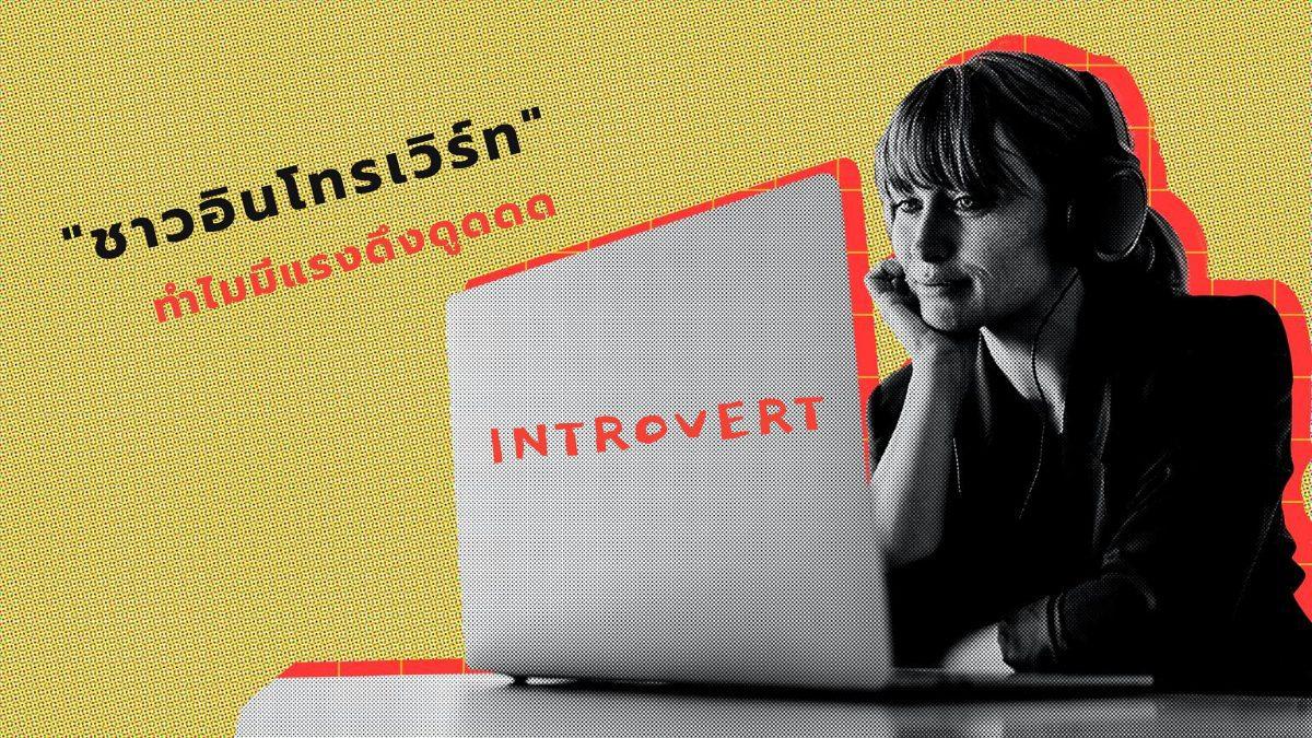เหตุผลที่ ชาวอินโทรเวิร์ท (Introvert) มักจะมีแรงดึงดูดบางอย่างที่ทำให้คนอยากเข้าหา