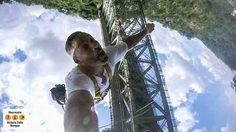 ช็อตนี้เจ๋งแน่นอน! วิล สมิธ เซลฟี่ระหว่างกระโดดบันจีจัมพ์ ท้ามฤตยูที่ความสูงราว 350 ฟุต