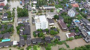 น้ำท่วมนครศรีธรรมราช วิกฤติหนัก จม 23 อำเภอ 261,877 คน เดือดร้อน!!!
