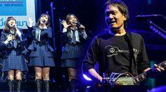 อัสนี-วสันต์ ชวน BNK48 , ปู แบล็กเฮด แจมคอนเสิร์ตใหญ่สนั่นอิมแพ็คฯ!