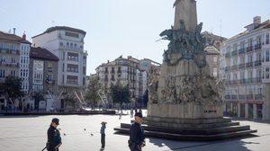 สเปนสั่งปิดเมือง หนีการระบาดโควิด-19