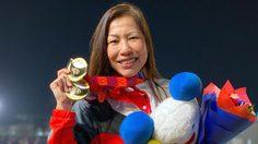 สาวสิงคโปร์รอร่วม30ปีกว่าจะได้ทองแรกในกีฬา ซีเกมส์