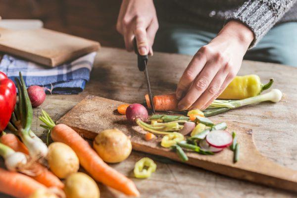 ผักและผลไม้ ลดหน้าท้อง