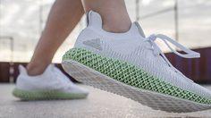 อาดิดาส เปิดตัวรองเท้าวิ่ง ALPHAEDGE 4D