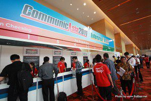 Communic Asia 2011