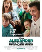 Alexander and the Terrible, Horrible, No Good, Very Bad Day อเล็กซานเดอร์กับวันมหาซวยห่วยสุดๆ