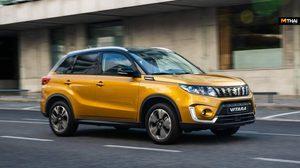 Suzuki Vitara 2019 ประกาศราคาเริ่มต้นที่ 700,000 บาท ที่ประเทศเยอรมนี