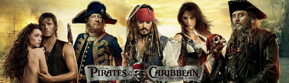 Pirates of the Caribbean 4 : On Stranger Tides ผจญภัยล่าสายน้ำอมฤตสุดขอบโลก